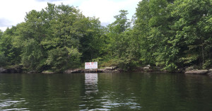 Cottage lot on Sparrow Lake, 1369' frontage
