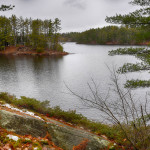 Stunning Muskoka Cottage Building Lot, 500' Muldrew Lake