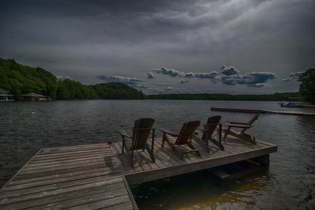 NOW SOLD! Muskoka Cottage For Sale. Income waterfront property in Port Carling.